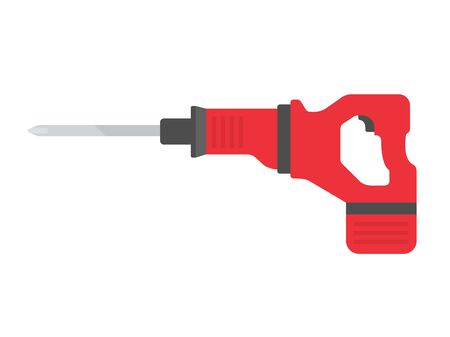 Illustration of electric driver
