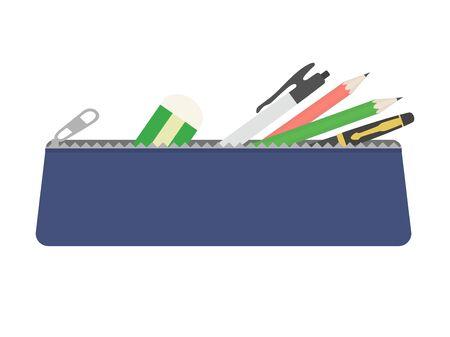 Illustration of a brush box