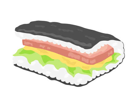 Illustration of Luncheon Meat