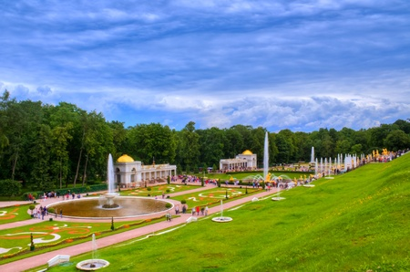 Peterhof photo