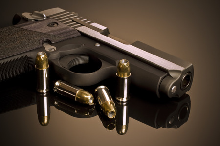 Handgun and Hollow Points