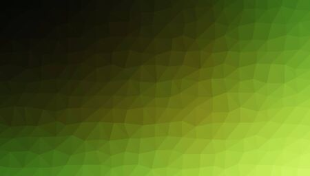 yellow black: Resumen tri�ngulo negro de fondo amarillo geom�trica. formas prism�ticas populares Foto de archivo