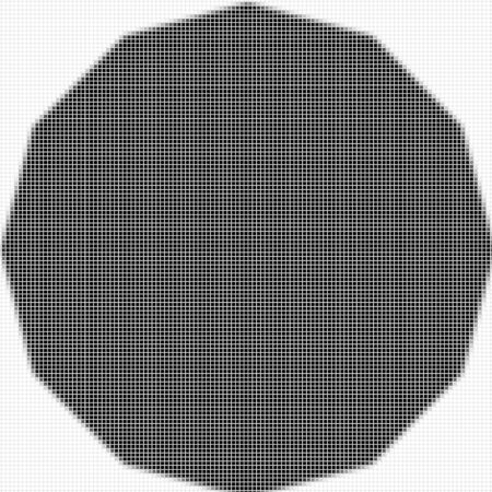 flayers: Dodecagon. The simple geometric pattern of black squares with shadowed frame. Set of dot patterns. Halftone pattern for the posters, banners, leaflets, flayers, presentations,