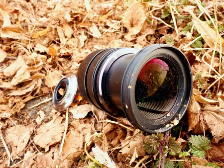 6th of February 2017. My Olympus 12-40 f2.8 lens with camera fall down from bridge to stones in river. The mount broke electronics in lens body and destroyed  lenses. Water has finished destruction.
