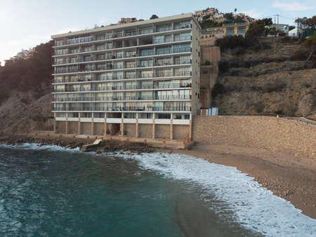 Hill house in Port d'Andratx and Mediterranean Sea, Majorca Spain