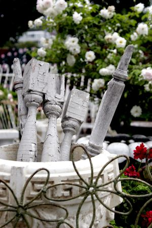 Vintage and Antique Garden Furniture