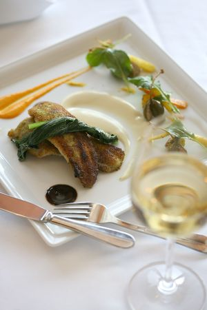 Filet of Dover Sole Stock Photo - 2309479