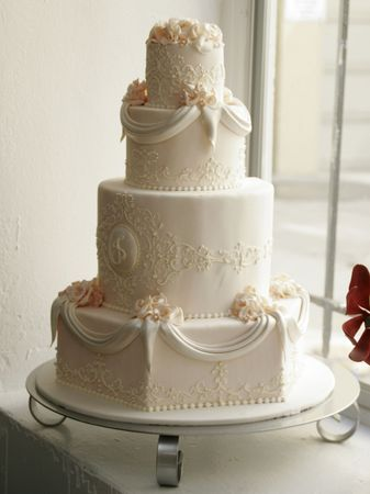 Wedding cakes and sugar craft