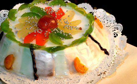 butter icing: Cassata