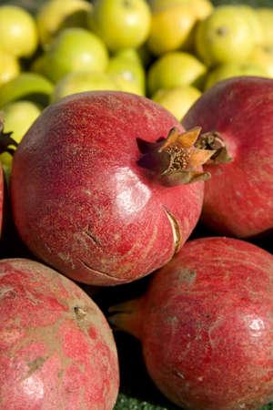 Pomegranates and Lemons Stock Photo - 4850790
