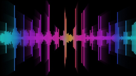 best way: audio wave simulation use for music, weather or computer Calculating  etc This is the best way for any graphic design,video production, TV Broadcasting, web design etc.