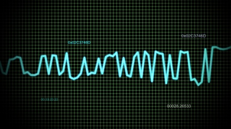hz: audio wave simulation use for music, weather or computer Calculating  etc This is the best way for any graphic design,video production, TV Broadcasting, web design etc.