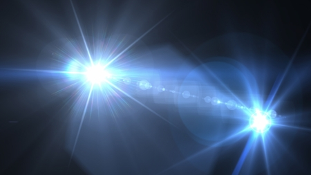 flitslicht & flare thema kan het gebruik in de mode, concert, spektakel, sport match