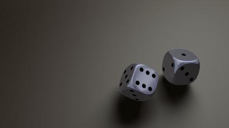 sliver dice wide photo