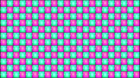 checker square mixing to background Stock Photo - 12403664