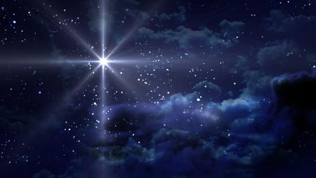 advent: de sterrenhemel