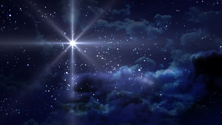 christmas nativity: la notte stellata