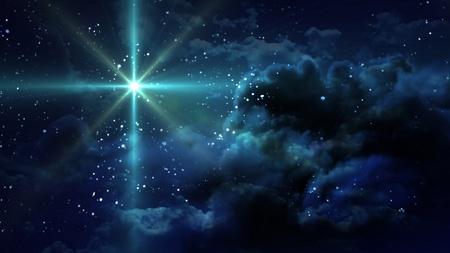 milagro: la noche estrellada