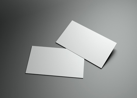 the 3d scene could be fit with any name card design,Is the best for promotion of company brand image.