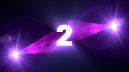 count down: count down graphjc background for event opening