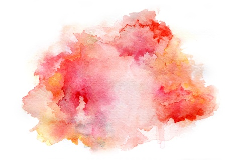Colorful watercolor drawing for use in artistic background Banque d'images