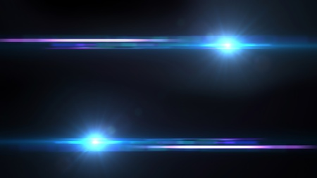 photon: beautiful lens flare effect is simple to add on background