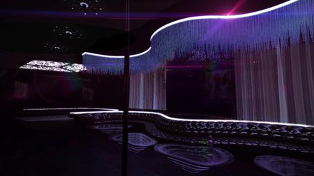 equalize: the nightclub for luxury karaoke party lighting
