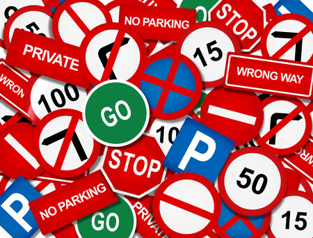 sue: the notice of traffic sign for transportation safety
