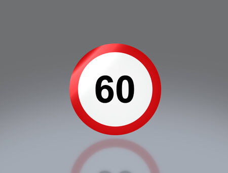 limit: the notice of traffic sign for transportation safety