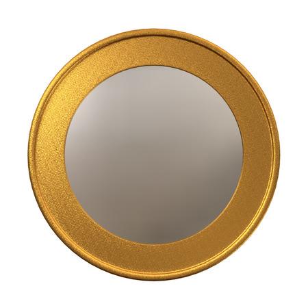 The metal of medal for the prize concept Reklamní fotografie