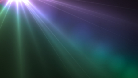 artistic jesus: Jesus Light purple and green color lens flare special effect Stock Photo