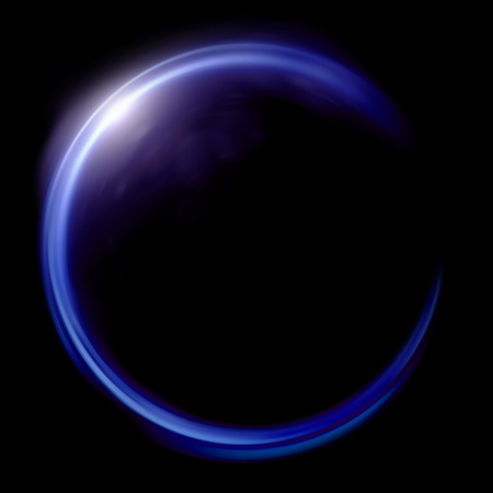 ringe: schönen Ring Lens Flare-Effekt ist einfach zu bedienen hinzufügen auf Hintergrund