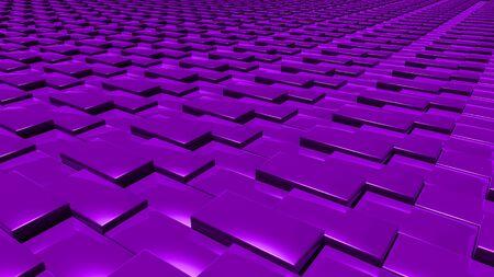 forme geometrique: Le Résumé de fond faite de cubes en 3D