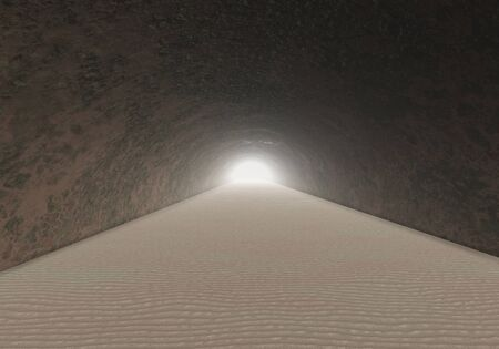 horrible: the horrible cave rock tunnel