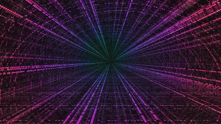 tunnel: the futuristic electric tunnel
