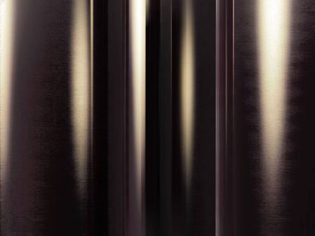 elegant wallpaper: The abstract background textures create by metal materials Stock Photo