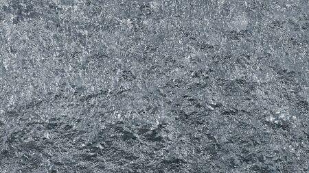 El resplandor de plata de fondo abstracto y la textura