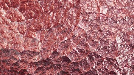 brushed gold: The glisten of abstract red golden background and texture Stock Photo