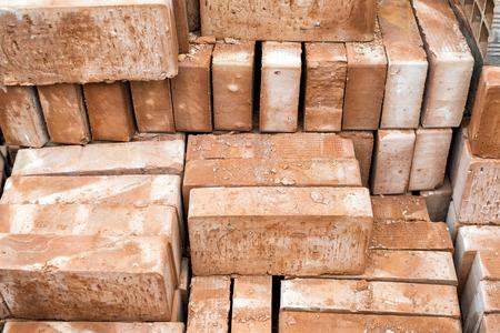 Stacked Bricks ready to use