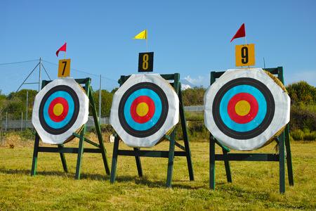 arco y flecha: Oficiales 120 cent�metros objetivos de tiro con arco