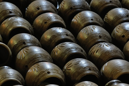 nonthaburi: Craft pottery nonthaburi in Thailand