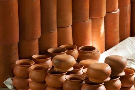 ceramicist: Craft pottery nonthaburi in Thailand