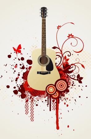 guitarra acustica: Guitarra ac�stica