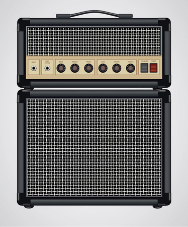 equalization: Guitar Amplifier