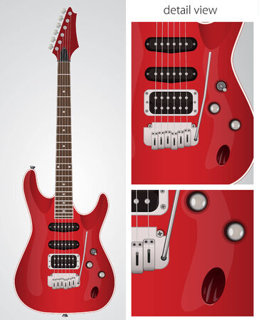 overdrive: electric guitar