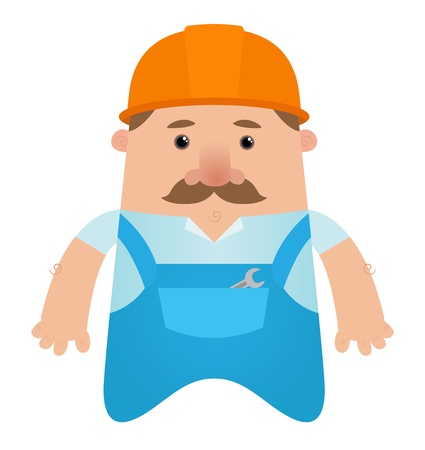 foreman: Cartoon Handyman