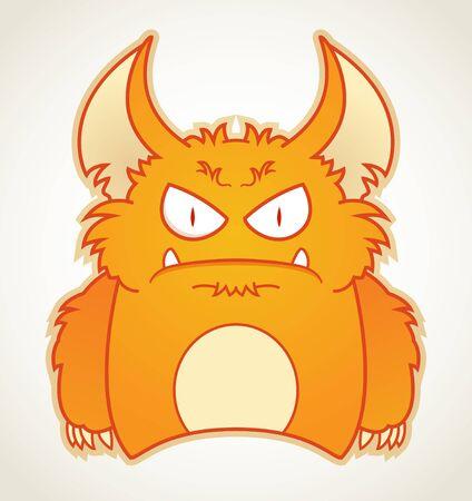 Monster en colère