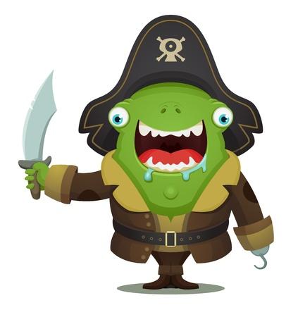 looting: Monster Pirate