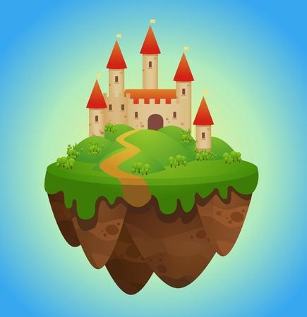zero gravity: Castle