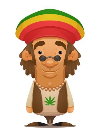 reggae: Rastafari